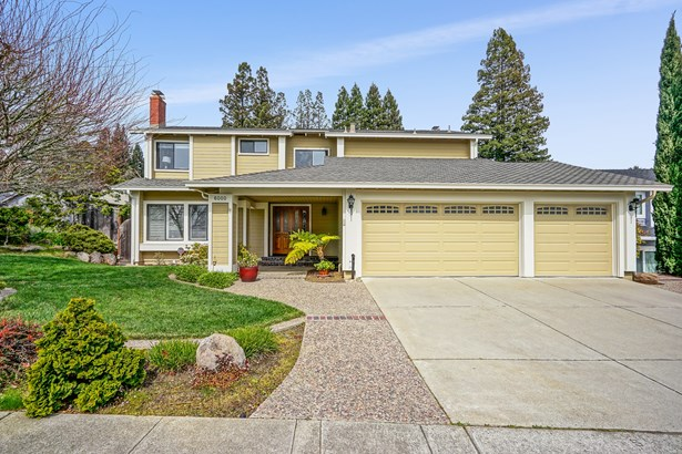 6000 Slopeview Court, Castro Valley, CA - USA (photo 1)