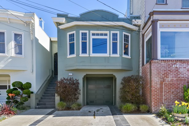 842 43rd Avenue, San Francisco, CA - USA (photo 1)