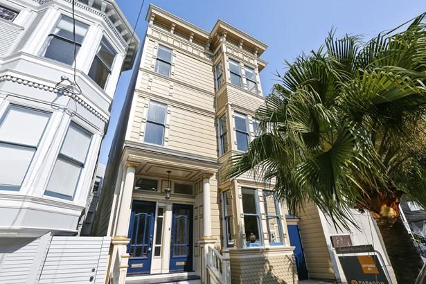 542-546 Lyon Street, San Francisco, CA - USA (photo 1)