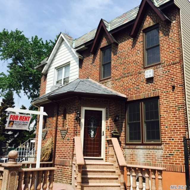 Rental Home, Colonial - E. Elmhurst, NY (photo 1)
