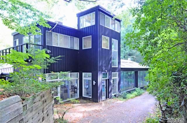 Residential, Contemporary - Laurel Hollow, NY (photo 2)