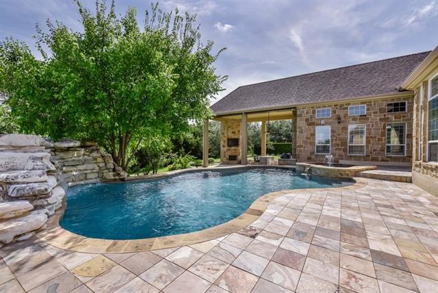 Multi-level Floor Plan, House - Austin, TX (photo 2)