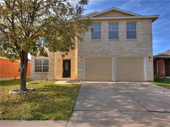 1st Floor Entry, House - Pflugerville, TX (photo 1)