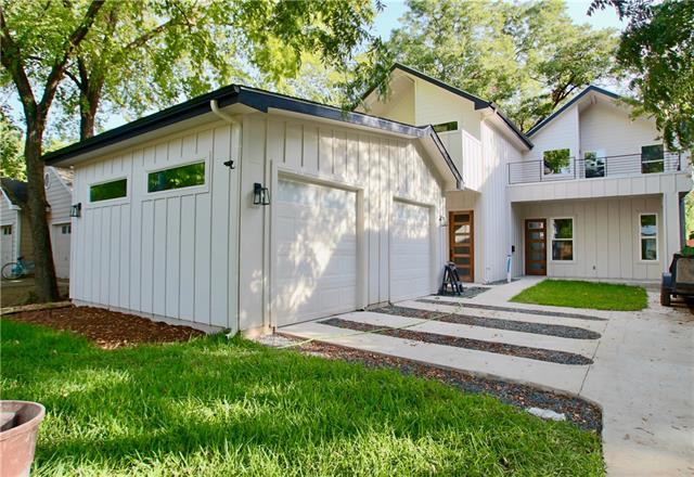 Attached 1/2 Duplex - Austin, TX