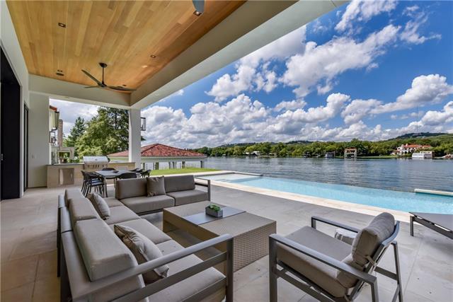 Multi-level Floor Plan, House - Austin, TX (photo 3)