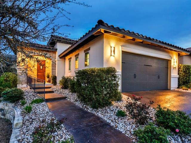 House, Single level Floor Plan - Austin, TX