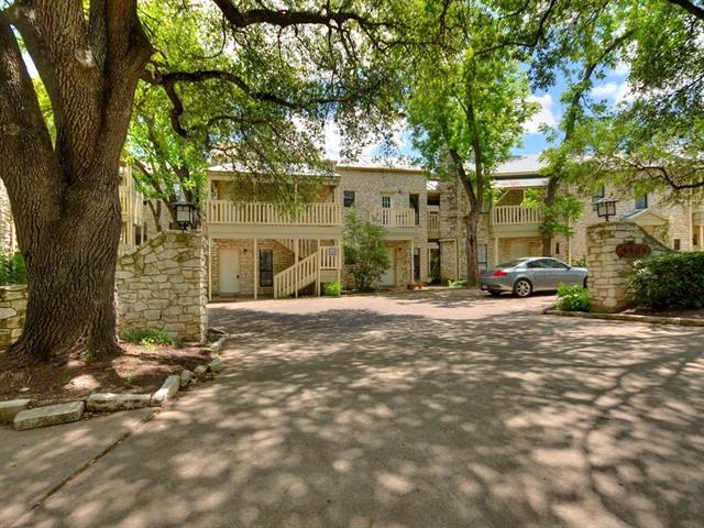 Condo, Middle Unit,Single level Floor Plan - Austin, TX (photo 2)