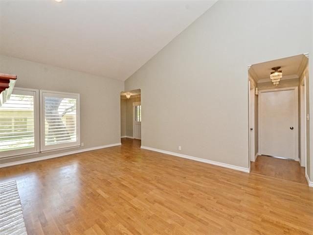 Townhouse, 1st Floor Entry,Single level Floor Plan - Austin, TX (photo 5)