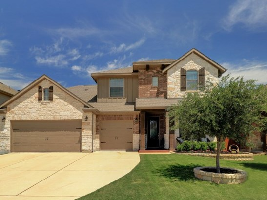 House - Liberty Hill, TX (photo 1)