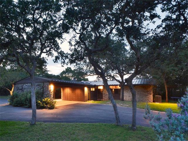 House, Single level Floor Plan - West Lake Hills, TX (photo 3)