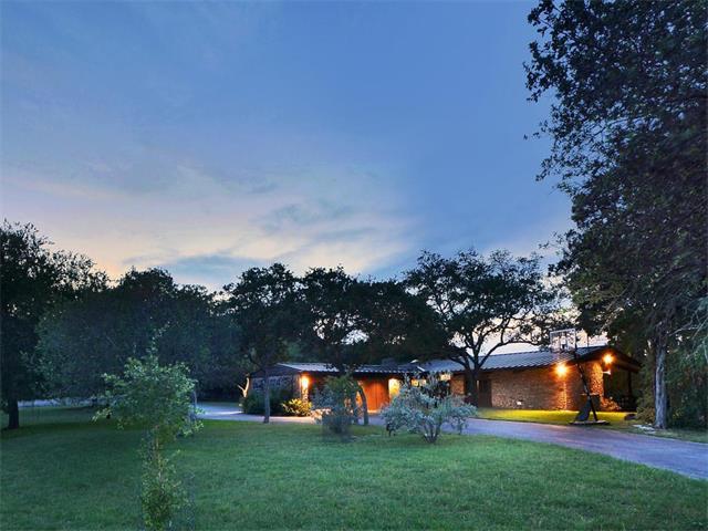 House, Single level Floor Plan - West Lake Hills, TX (photo 4)