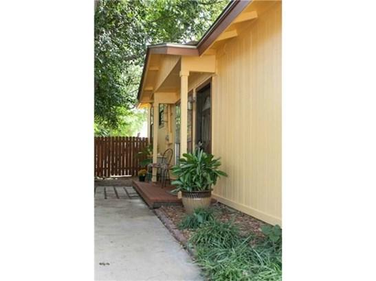 Multi-level Floor Plan, House - Austin, TX (photo 4)