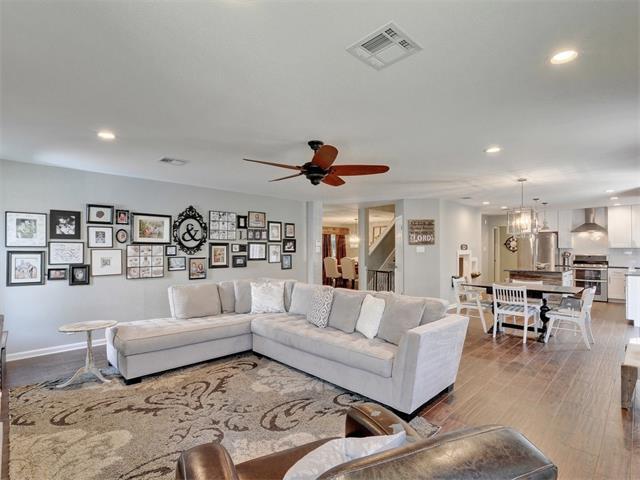 1st Floor Entry, House - Cedar Park, TX (photo 2)