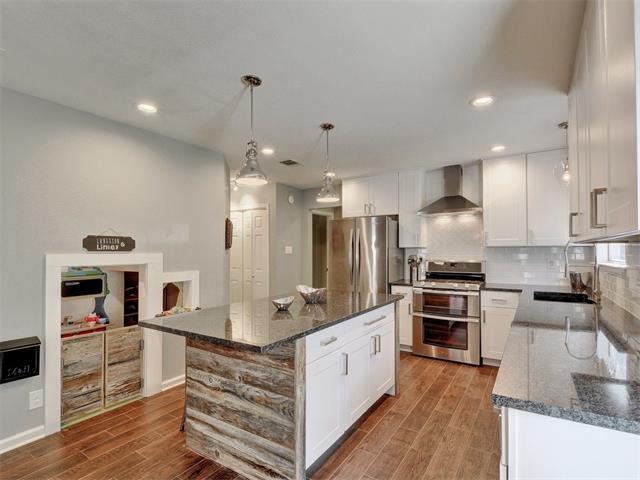 1st Floor Entry, House - Cedar Park, TX (photo 5)