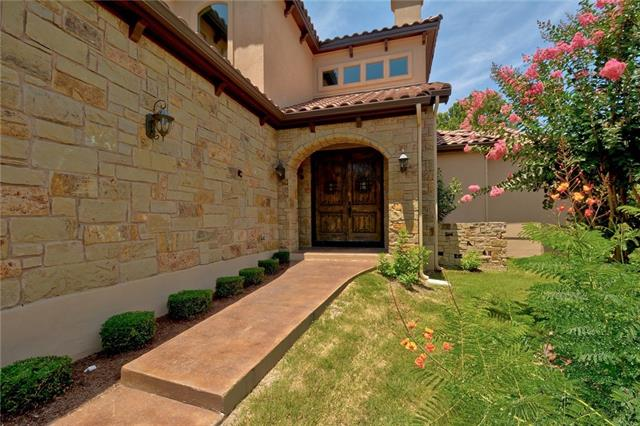 1st Floor Entry, House - Lakeway, TX