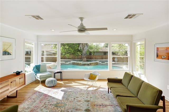 House, 1st Floor Entry,Single level Floor Plan - Georgetown, TX