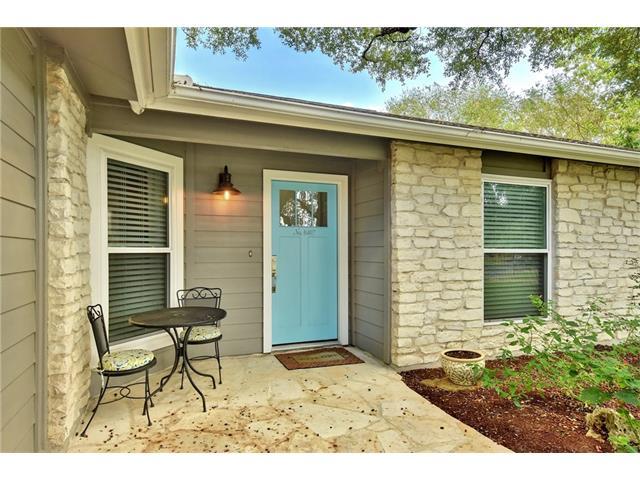 House, 1st Floor Entry,Single level Floor Plan - Austin, TX (photo 1)