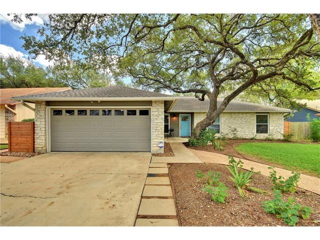 House, 1st Floor Entry,Single level Floor Plan - Austin, TX (photo 2)