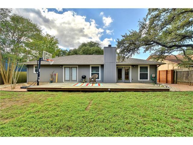 House, 1st Floor Entry,Single level Floor Plan - Austin, TX (photo 4)
