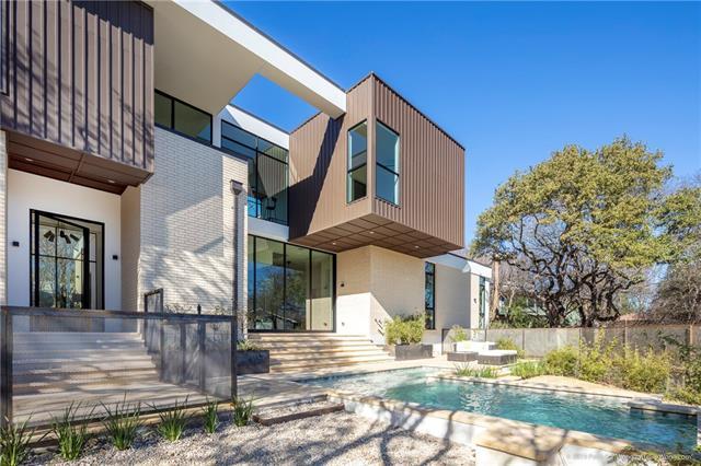 1st Floor Entry, House - Austin, TX