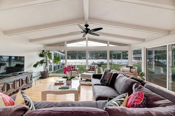Multi-level Floor Plan, House - Austin, TX