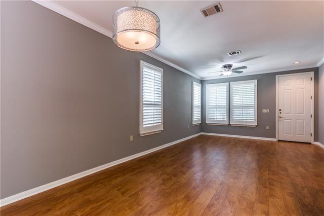 House, 1st Floor Entry,Single level Floor Plan - Georgetown, TX (photo 3)