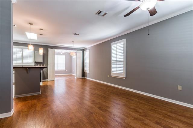 House, 1st Floor Entry,Single level Floor Plan - Georgetown, TX (photo 4)