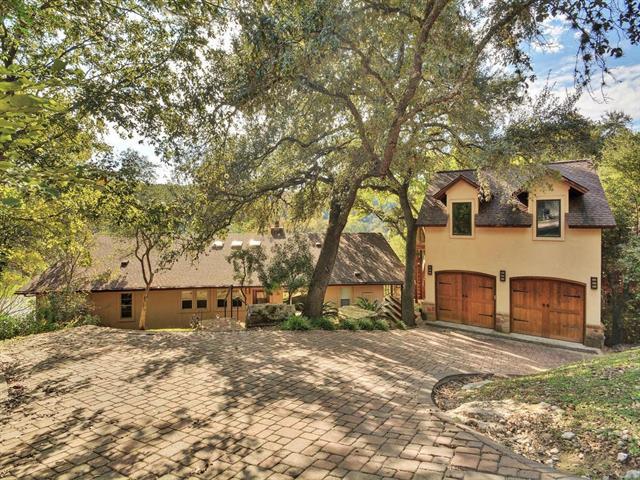 Entry Steps,Single level Floor Plan, House - Austin, TX (photo 1)