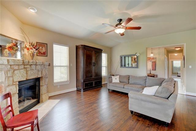 House, 1st Floor Entry,Single level Floor Plan - Lakeway, TX (photo 5)