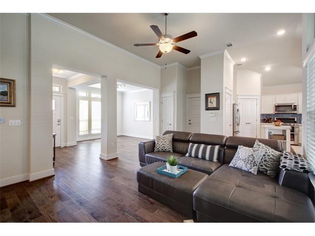 1st Floor Entry,See Agent,Single level Floor Plan, Condo - Austin, TX (photo 4)