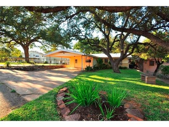 House, Single level Floor Plan - Granite Shoals, TX (photo 2)