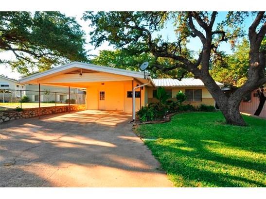 House, Single level Floor Plan - Granite Shoals, TX (photo 3)