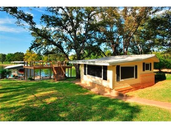 House, Single level Floor Plan - Granite Shoals, TX (photo 4)