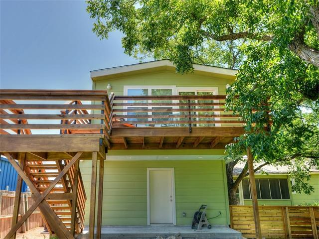 Garage/Guest House, 2nd Floor Entry - Austin, TX (photo 1)