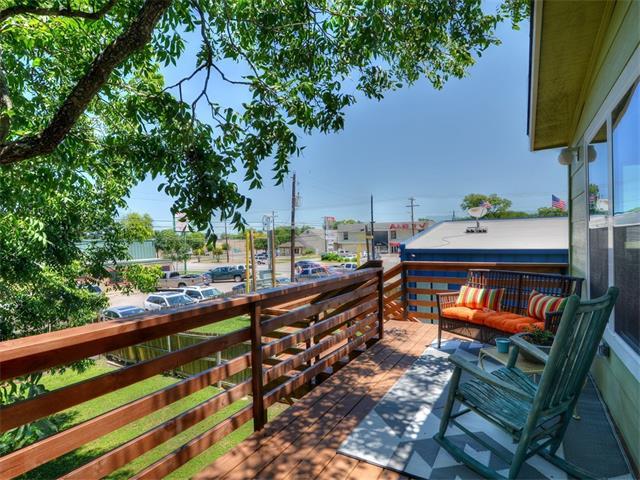 Garage/Guest House, 2nd Floor Entry - Austin, TX (photo 2)