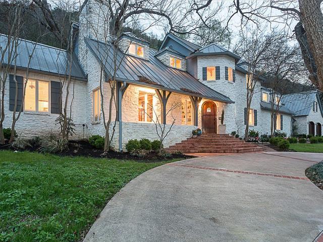 Entry Steps, House - Austin, TX (photo 2)