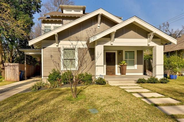 House, 1st Floor Entry,Multi-level Floor Plan - Austin, TX
