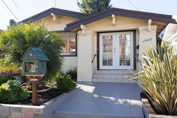 1548 Buena Vista Ave, Alameda, CA - USA (photo 1)