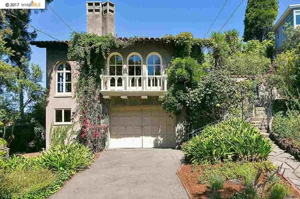 1408 Hawthorne Terrace, Berkeley, CA - USA (photo 1)