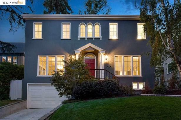 979 Grosvenor Pl, Oakland, CA - USA (photo 1)