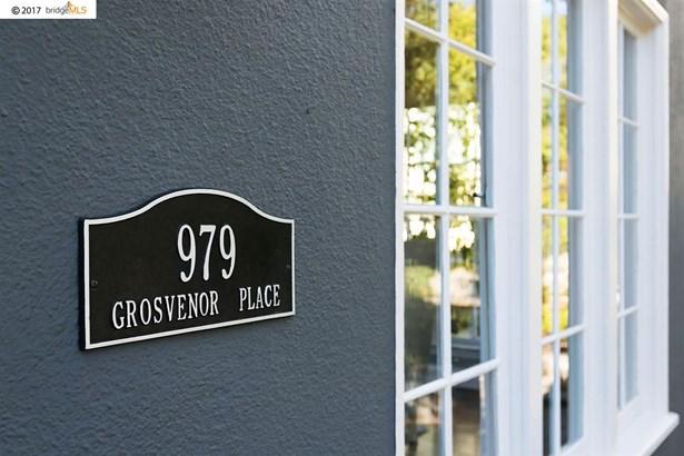 979 Grosvenor Pl, Oakland, CA - USA (photo 3)