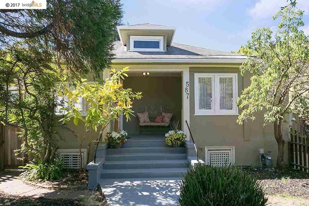 587 63rd Street, Oakland, CA - USA (photo 1)