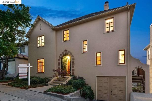 575 Radnor Rd, Oakland, CA - USA (photo 1)