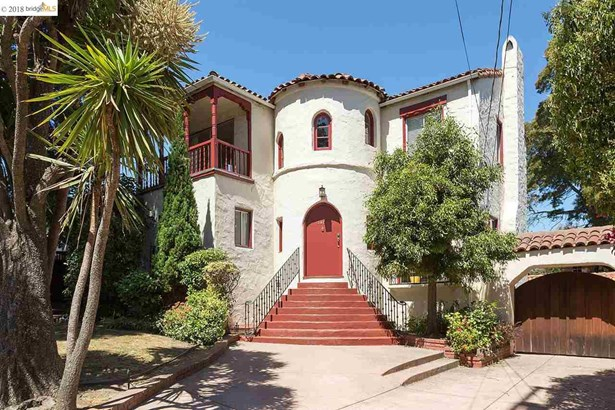 3965 Turnley Ave, Oakland, CA - USA (photo 1)