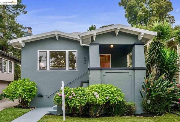 1546 Holman Rd, Oakland, CA - USA (photo 1)