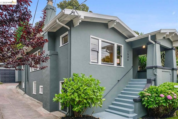 1546 Holman Rd, Oakland, CA - USA (photo 2)