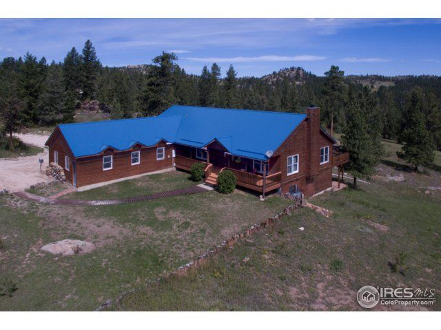 925 Springmeadow Way, Red Feather Lakes, CO - USA (photo 2)