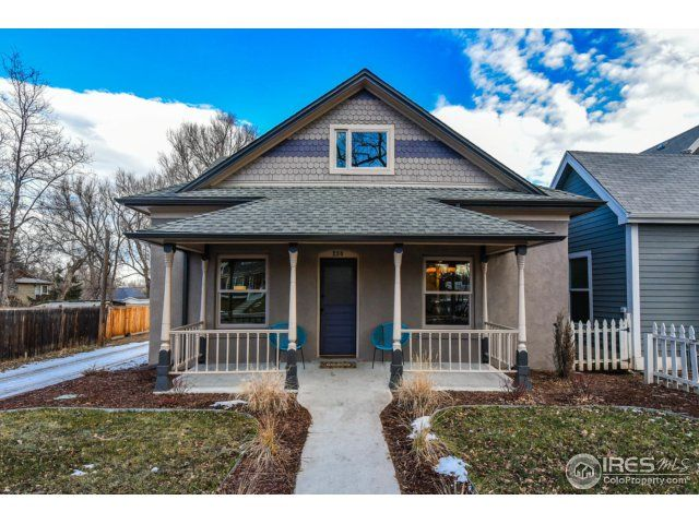 230 N Loomis Avenue, Fort Collins, CO - USA (photo 1)