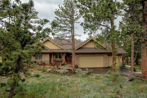 2269 Fox Acres Drive, Red Feather Lakes, CO - USA (photo 1)