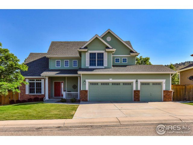 3509 Golden Currant Boulevard, Fort Collins, CO - USA (photo 1)
